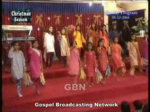 Pga Children Ministry ( Dhoom Dham Se ) Urdu Christmas Song video