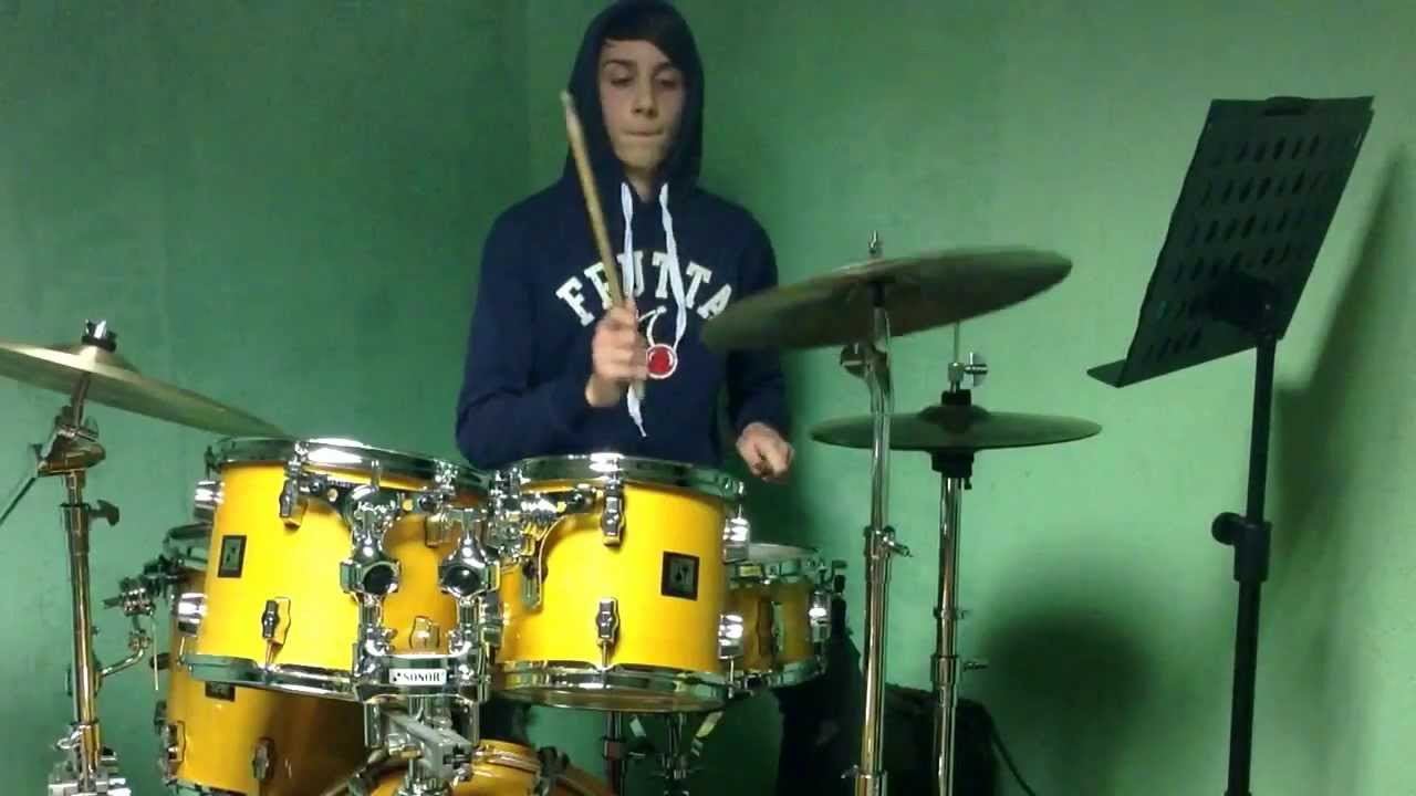 Boulevard Of broken dreams - Green day_Drum Cover - YouTube