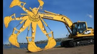 The World's Most Unbelievable Excavators and Loaders !