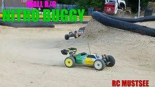 Nitro Buggy Action at Wall R/C - RC MUSTSEE