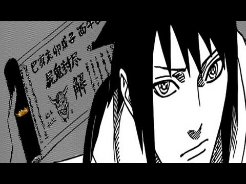 Naruto Chapter 618 - MOTHER F*CKING HASHIRAMA SENJU!!!