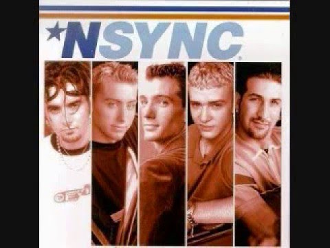 *NSYNC - tearin' up my heart N sync