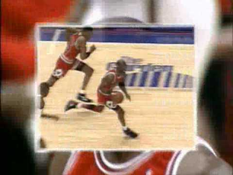 Michael Jordan travels 5 steps