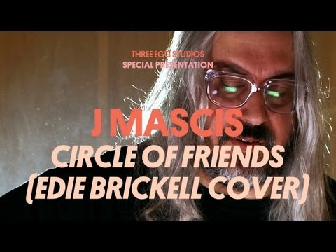 J Mascis - Circle of Friends (Edie Brickell Cover) - Three Egg Studios