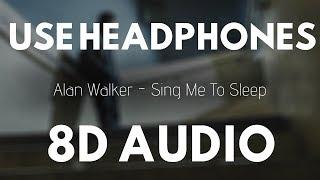 Alan Walker - Sing Me To Sleep (8D AUDIO)   8D UNITY