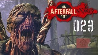 Let's Play Afterfall: Insanity #023 - Schrottgolem will auffe Lampe [deutsch] [720p]