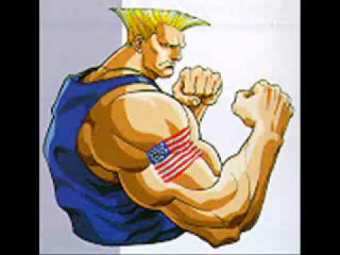 Guile Theme 10 Hours (Street Fighter)
