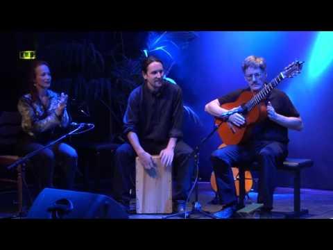 Werner Zenz, Selina und Tanja Stekl (Las Hermanas), Rafael Casado: Tiento - Tango