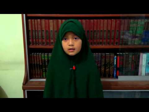 Shafiqah Surah Al Muthofifin