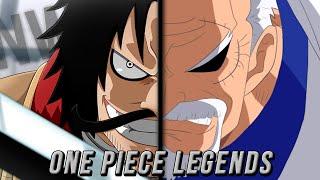 One Piece AMV/ASMV - One Piece Legends - Old Era Tribute - [HD]