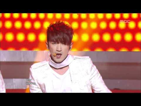 SHINHWA - Venus, 신화 - 비너스, Music Core 20120407