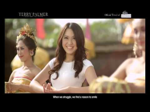 Vania Larissa for Miss World 2013 Beautiful Commercial