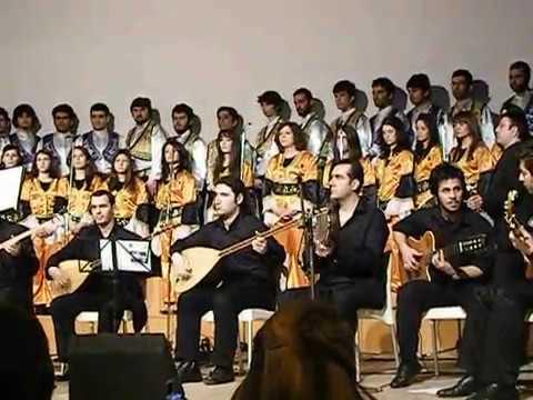Marmara Üniversitesi Atatürk Eğitim Fakültesi THM Korosu 18 Mart 2010 4. Bölüm