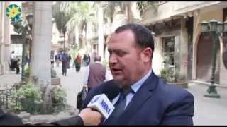 تخطي السوق المصري  لحاجز9600 قبل انعقاد المؤتمر الاقتصادي