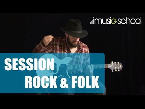 Session Rock & Folk - 3 nouveaux titres de guitare électrique à apprendre