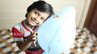Learn Color with The Finger Family Balloon | Balloons For Baby
