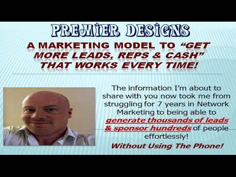 Premier Designs   How To Generate More Signups & Customers