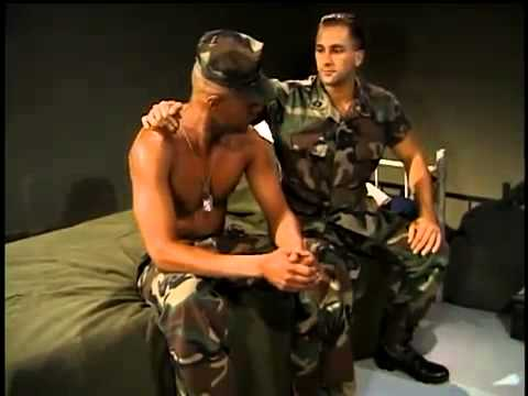 Gay People 4:military Brothers-the War Bass Clip video