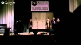 XXI Encuentro Nacional de Coros de Música Popular