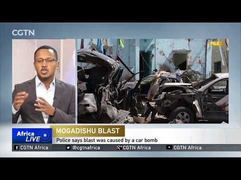 At Least 5 People Killed And  Another 13 Injured Following Car Bomb Blast In Mogadishu