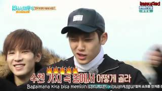 [INDOSUB] Seventeen - One Fine Day Ep 3 part 1