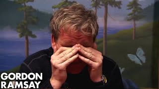MOST MEMORABLE MOMENTS On Gordon Ramsay