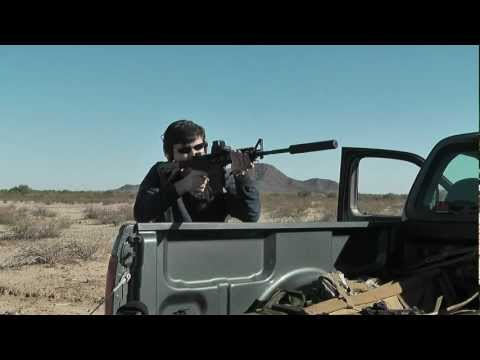AAC 762-SD Suppressor Tests - 7.62x51. 5.56x45. .300 AAC Blackout supersonic and subsonic