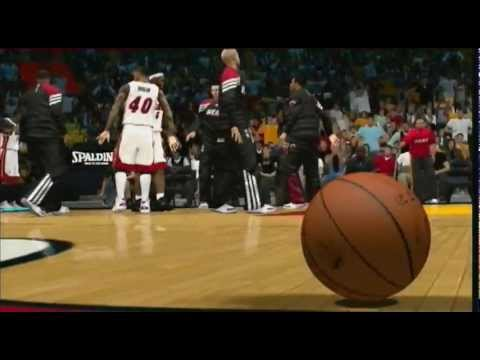 NBA 2K14 Gameplay Lebron Highlights