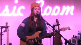 YukiLovey cover  Lost Star (Begin again )@Causeway Bay Time square music room (27022015 )