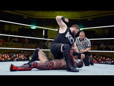 WWE Network: Finn Bálor vs. Kevin Owens - NXT Championship: The Beast in the East July 4, 2015