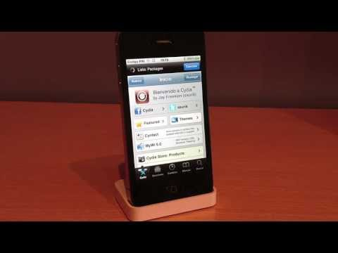Jailbreak iOS 5.1.1 iPhone 3GS. 4 y 4S  - ¡UNTETHERED!!! - ESPAÑOL