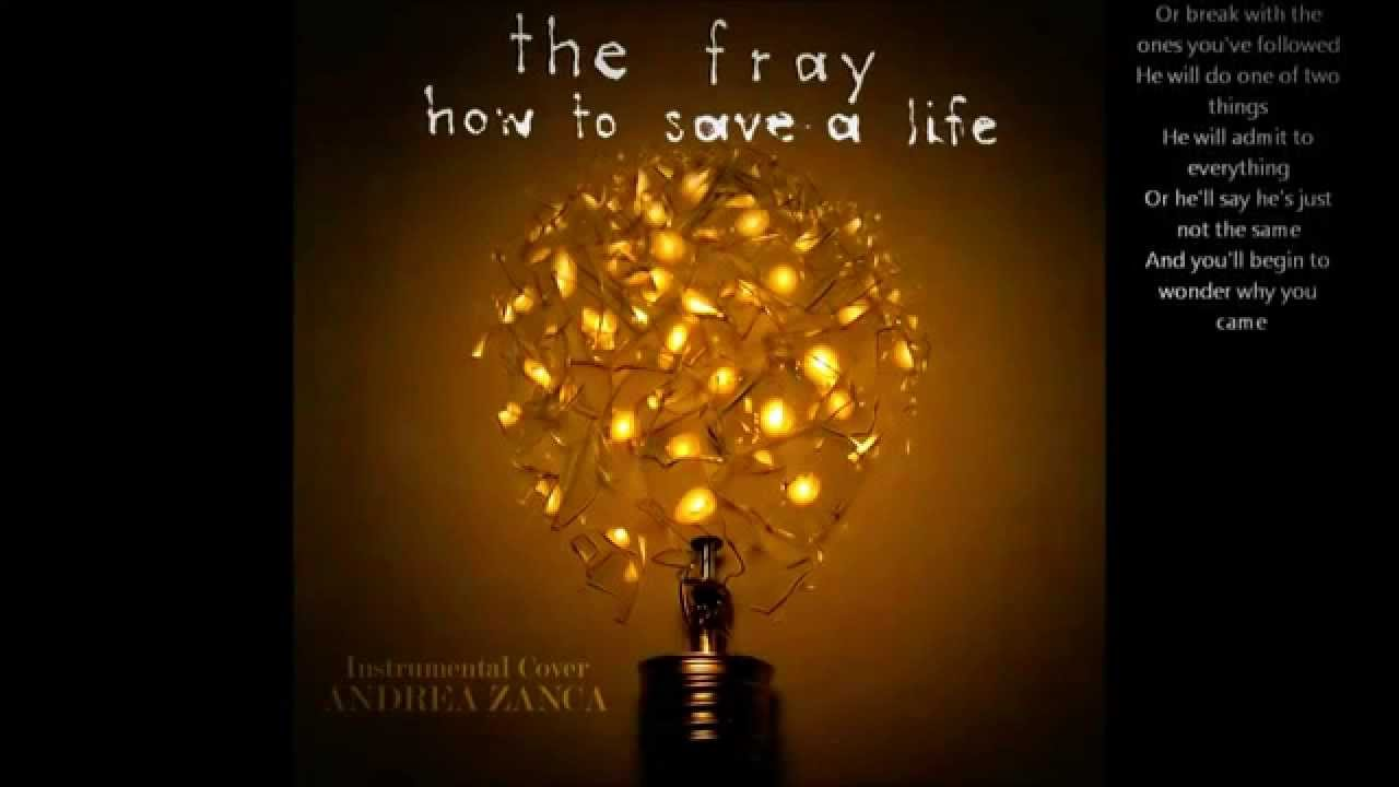 the fray how to save a life download