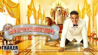 It39s Entertainment - Akshay Kumar, Tamannaah Bhatia I Official Hindi Film Trailer 2014
