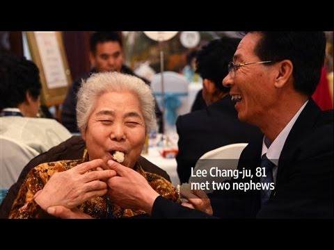 Koreas Plan Family Reunions