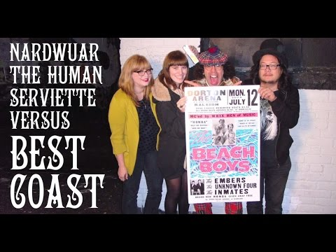 Nardwuar vs. Best Coast