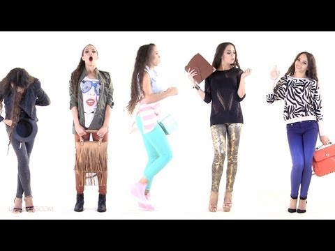 12 Ways to Style Jeans! 12 Outfits with Jeans & How to Wear Jeans Ideas