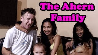 GET TO KNOW US -YOUNG AMERICAN + FILIPINA FAMILY IN THE PHILIPPINES-