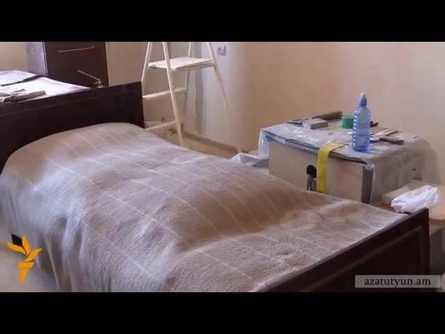 Գլենդել Հիլզի կառուցած բնակարանում հերթական փլուզումը