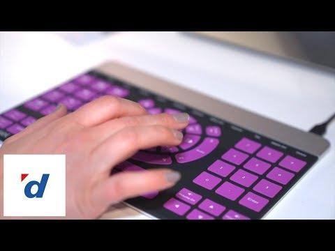 Sensel Morph Hands-on: Tastaturen gehören zum alten Eisen