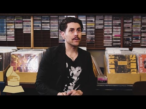 Record Store Culture | Collecting Vinyl | Davey Havok of AFI | GRAMMYs
