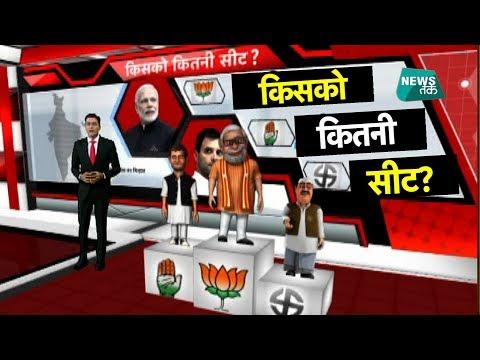 2019 से पहले अगर आज चुनाव हो तो किसकी बनेगी सरकार? देखें सबसे बड़ा सर्वे EXCLUSIVE #Trailer2019