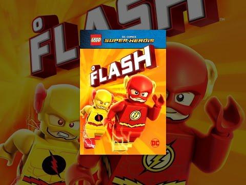 LEGO DC Comics Super.Heróis. O Flash Dublado