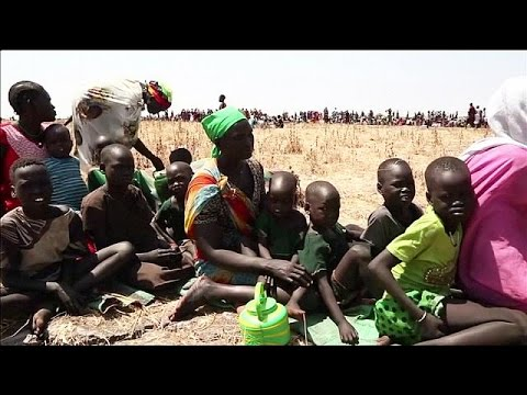 Thousands in famine-struck South Sudan forced to eat wild plants