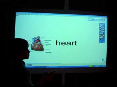Hitachi Interactive Projector iPJ-AW250N Demo