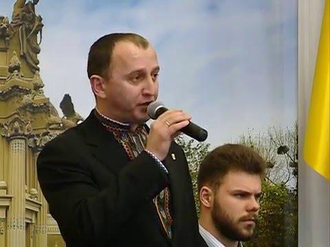 """Фракція """"Свободи"""" у Київраді прозвітувала про 100 днів роботи"""