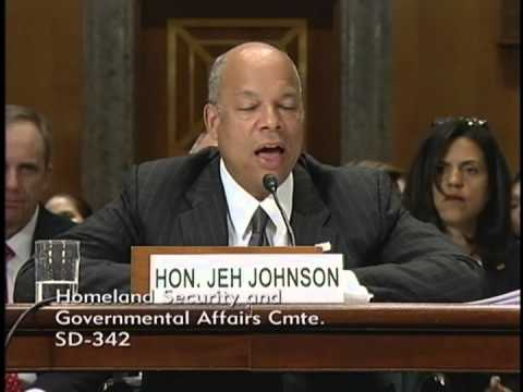 Sen. Rand Paul Questions Sec. Jeh Johnson at HSGAC Hearing - April 29, 2015