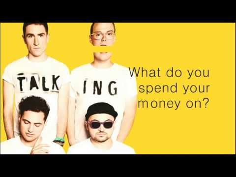 Walk The Moon - Spend Your