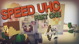 Speed UHC - How many temples!? w/ MiniMuka
