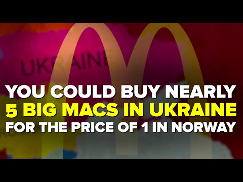 What McDonald's Costs In Other Countries