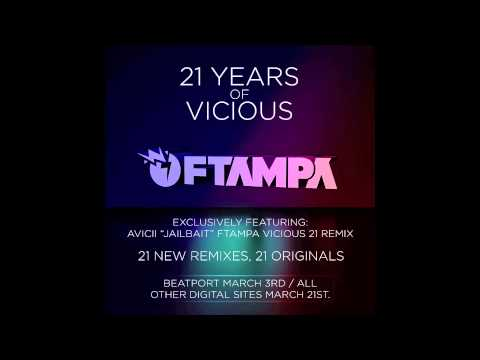Avicii - Jailbait (ftampa Vicious 21 Remix) video